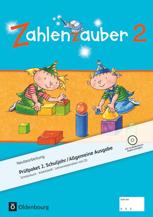 Zahlenzauber - Produktpaket - 2. Schuljahr