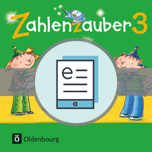 Zahlenzauber - Schülerbuch als E-Book - 3. Schuljahr