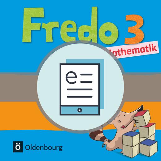 Fredo - Mathematik - Schülerbuch als E-Book - 3. Schuljahr