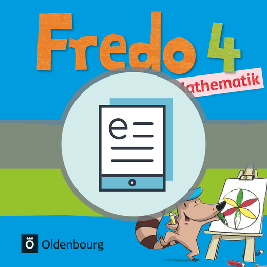 Fredo - Mathematik - Schülerbuch als E-Book - 4. Schuljahr