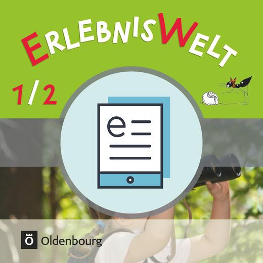 Erlebniswelt - Schülerbuch als E-Book - 1./2. Jahrgangsstufe