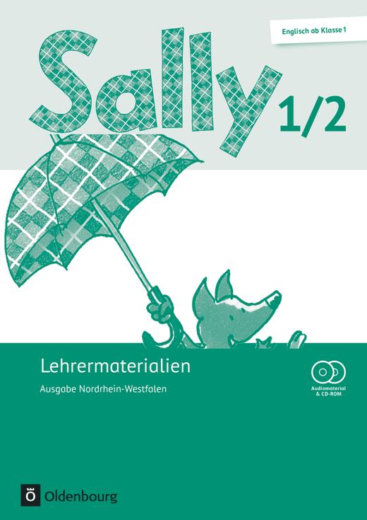 Sally - Lehrermaterialien mit 2 Audio-CDs und CD-ROM - 1./2. Schuljahr