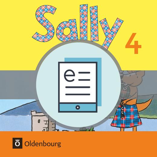Sally - Pupil's Book als E-Book - 4. Schuljahr