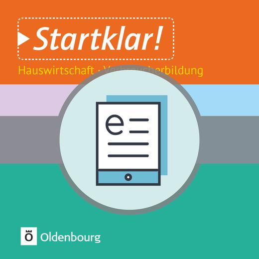 Startklar! - Hauswirtschaft und Verbraucherbildung - Schülerbuch als E-Book - Gesamtband