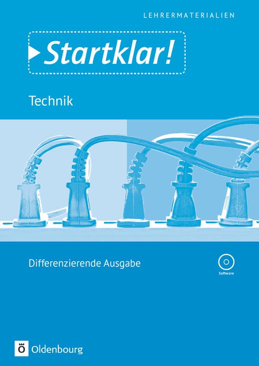 Startklar! - Handreichungen für den Unterricht, Kopiervorlagen und CD-ROM - Gesamtband