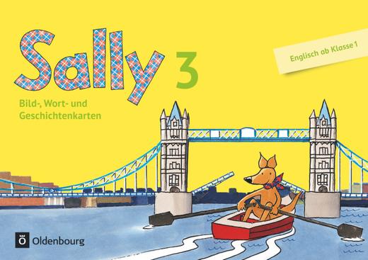 Sally - Bild-, Wort- und Geschichtenkarten - 3. Schuljahr
