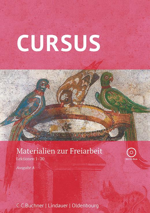 Cursus - Materialien zur Freiarbeit mit CD-ROM