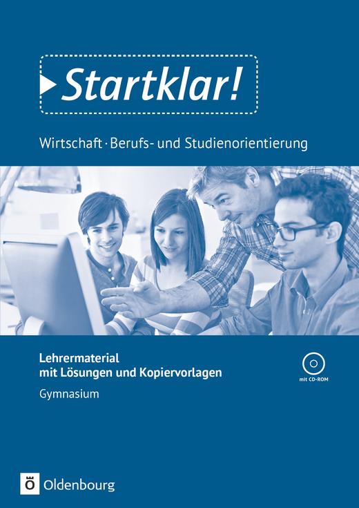 Startklar! - Lehrermaterial, Kopiervorlagen mit CD-ROM - Gesamtband