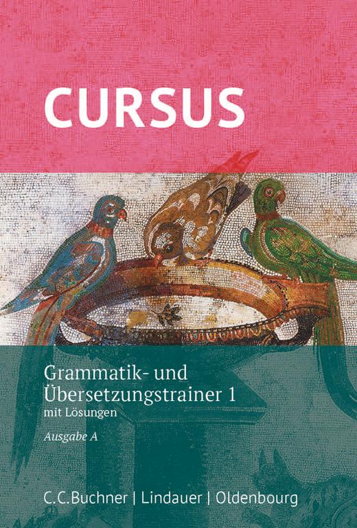 Cursus - Grammatik- und Übersetzungstrainer 1