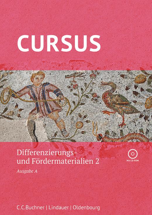 Cursus - Differenzierungs- und Fördermaterialien 2 mit CD-ROM