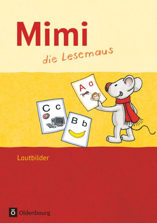Mimi, die Lesemaus - Lautbilder