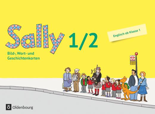 Sally - Bild-, Wort- und Geschichtenkarten - 1./2. Schuljahr