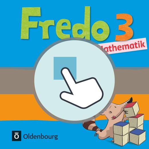 Fredo - Mathematik - Interaktive Übungen als Ergänzung zum Arbeitsheft - 3. Schuljahr