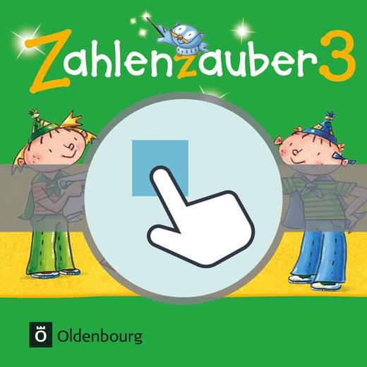 Zahlenzauber - Interaktive Übungen als Ergänzung zum Arbeitsheft - 3. Schuljahr