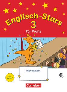 Englisch-Stars - Übungsheft für Profis - 3. Schuljahr