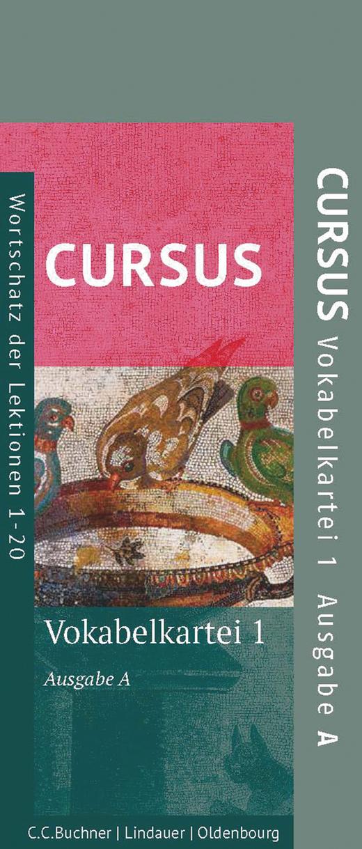 Cursus - Vokabelkartei 1