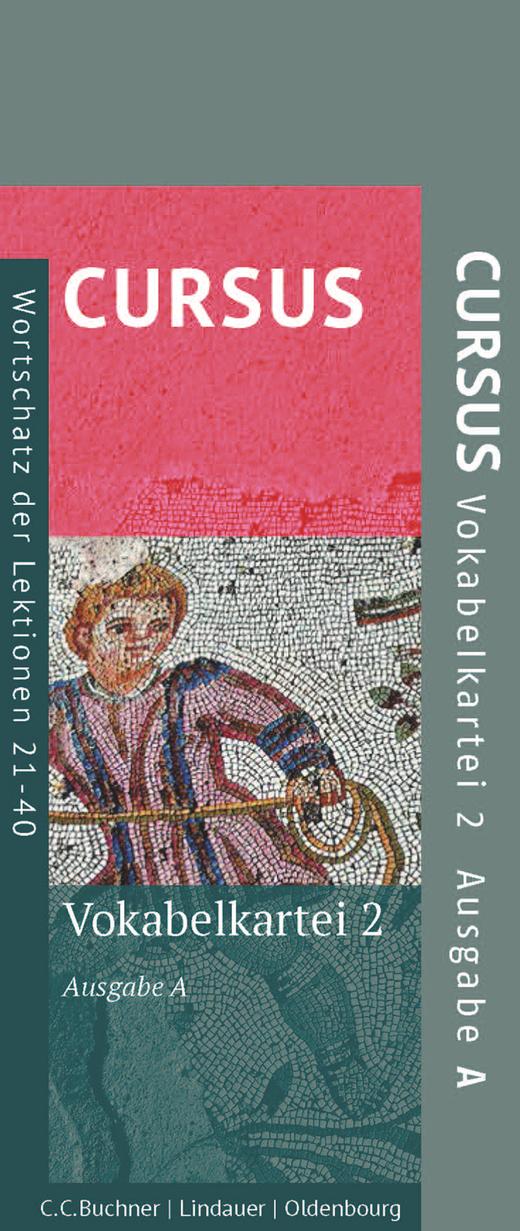 Cursus - Vokabelkartei 2