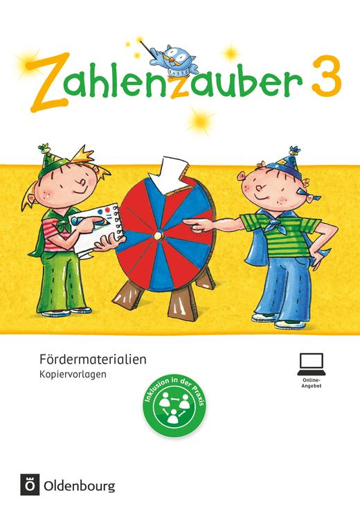 Zahlenzauber - Fördermaterialien - 3. Schuljahr