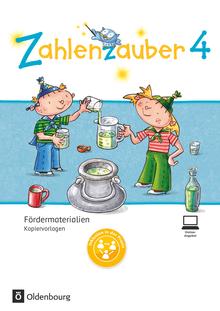 Zahlenzauber - Fördermaterialien - 4. Schuljahr