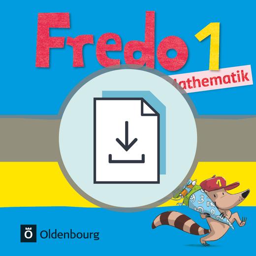Fredo - Mathematik - Hinweise und Kopiervorlagen zum Förderheft als Download - 1. Schuljahr