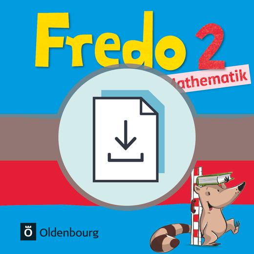 Fredo - Mathematik - Hinweise und Kopiervorlagen zum Förderheft als Download - 2. Schuljahr
