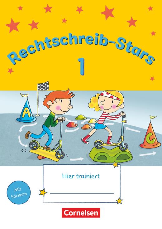 Rechtschreib-Stars - Übungsheft - 1. Schuljahr