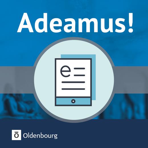 Adeamus! - Begleitgrammatik als E-Book