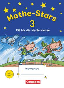 Mathe-Stars - Fit für die 4. Klasse - Übungsheft