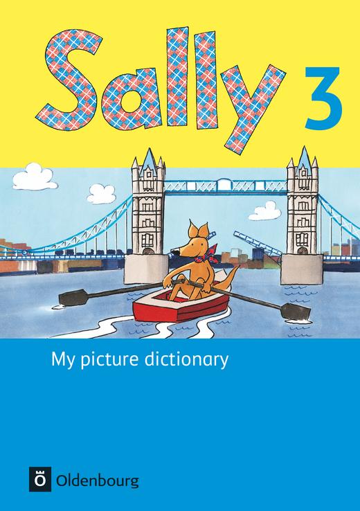Sally - Wortschatzheft - 3. Schuljahr