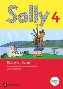 Sally - Bild-Wort-Kartei und Wortschatzheft im Paket - 4. Schuljahr