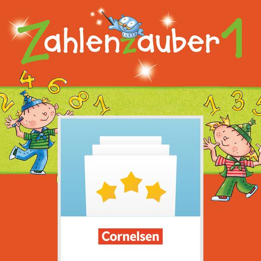 Zahlenzauber - GrundschulTrainer-App - 1. Schuljahr