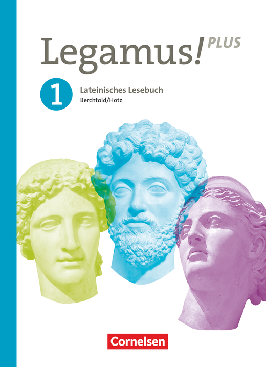 Legamus! - Schülerbuch als E-Book - Band 1: 9. Jahrgangsstufe