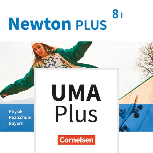 Newton plus - Unterrichtsmanager Plus - mit Download für Offline-Nutzung - 8. Jahrgangsstufe - Wahlpflichtfächergruppe I und II/III