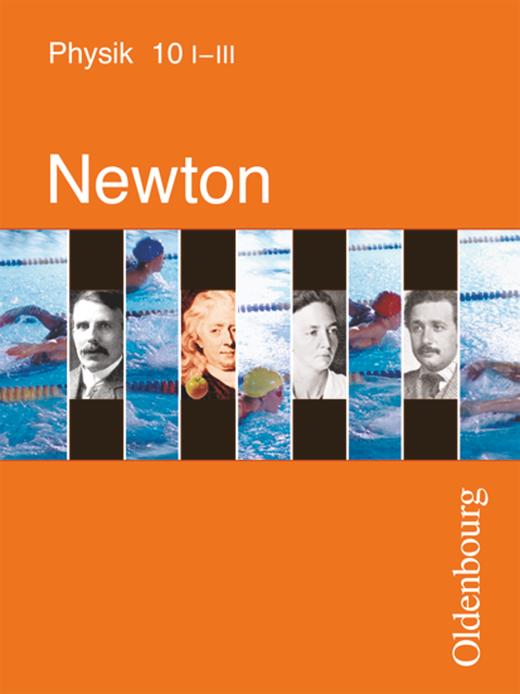 Newton - Schülerbuch - Band 10 - Ausgabe I-III