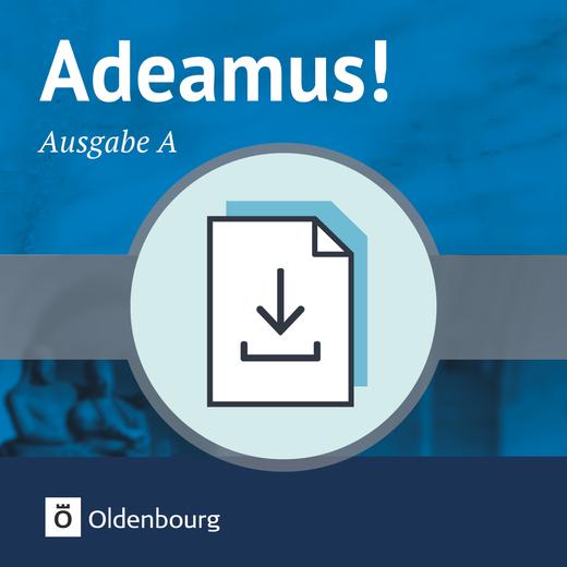 Adeamus! - Fördermaterial als Download (Lektionen 1-43)