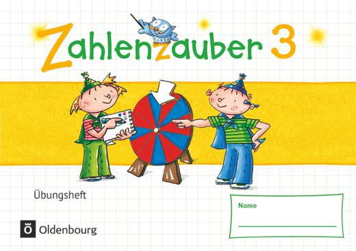 Zahlenzauber - Übungsheft - 3. Schuljahr