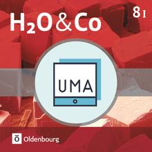 H2O & Co - Unterrichtsmanager Plus online (Demo 90 Tage) - 8. Schuljahr - Wahlpflichtfächergruppe I