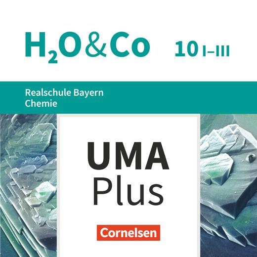 H2O & Co - Unterrichtsmanager Plus online (Demo 90 Tage) - 10. Schuljahr - Wahlpflichtfächergruppe I und II/III