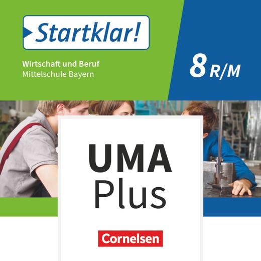 Startklar! - Unterrichtsmanager Plus - mit Download für Offline-Nutzung - 8. Jahrgangsstufe