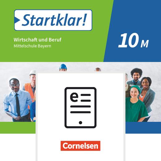 Startklar! - Schülerbuch als E-Book - 10. Jahrgangsstufe