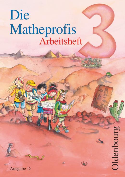 Die Matheprofis - Arbeitsheft - 3. Schuljahr