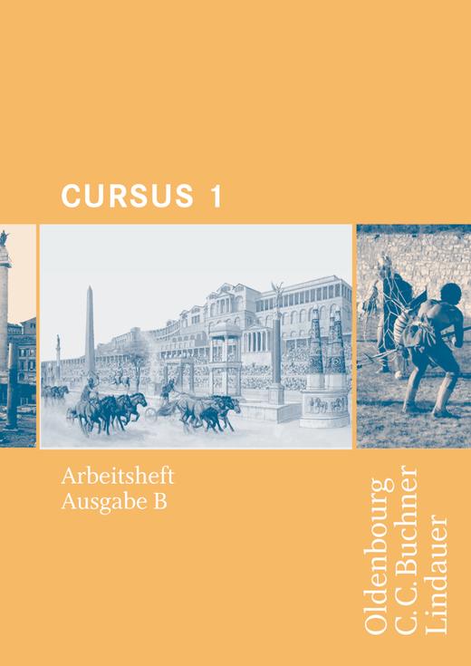 Cursus - Arbeitsheft - Band 1