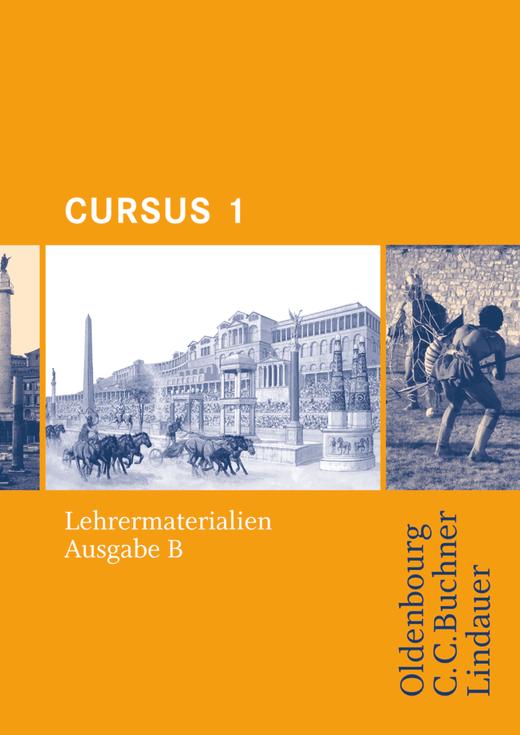 Cursus - Lehrermaterialien mit CD-ROM - Band 1