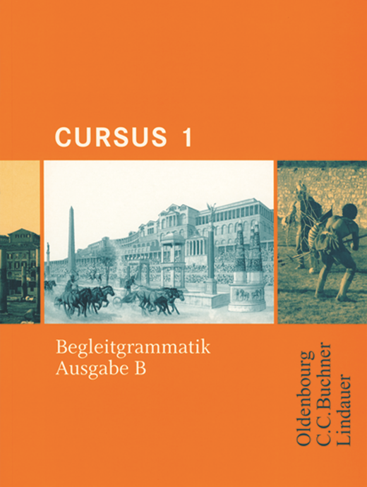 Cursus - Begleitgrammatik - Band 1