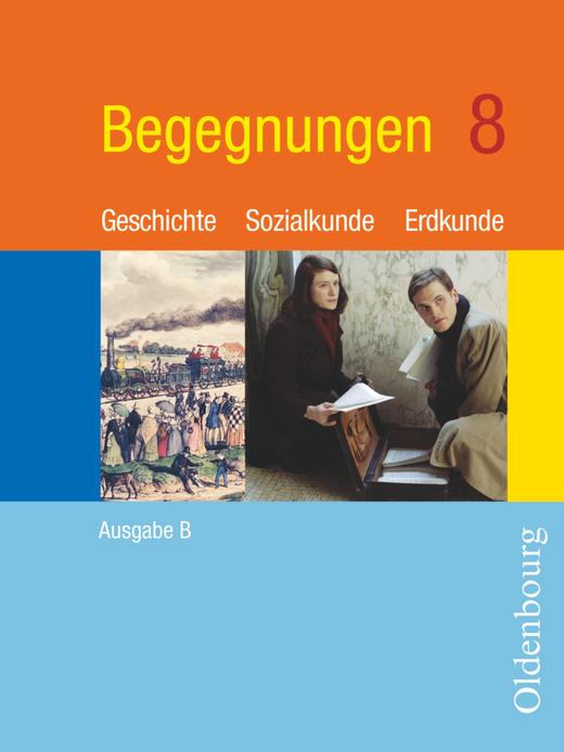 Begegnungen - Schülerbuch - 8. Jahrgangsstufe