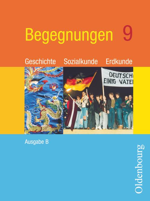 Begegnungen - Schülerbuch - 9. Jahrgangsstufe