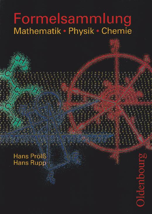 Formelsammlung Mathematik Physik Chemie - Formelsammlung