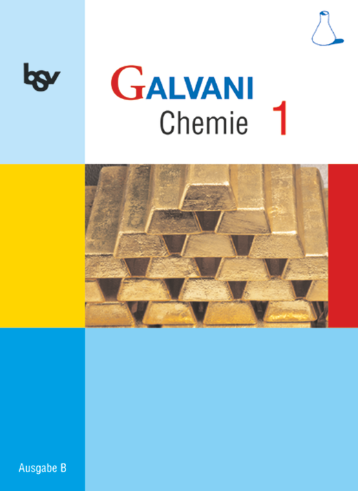 Galvani - Schülerbuch - Band 1: 8. Jahrgangsstufe