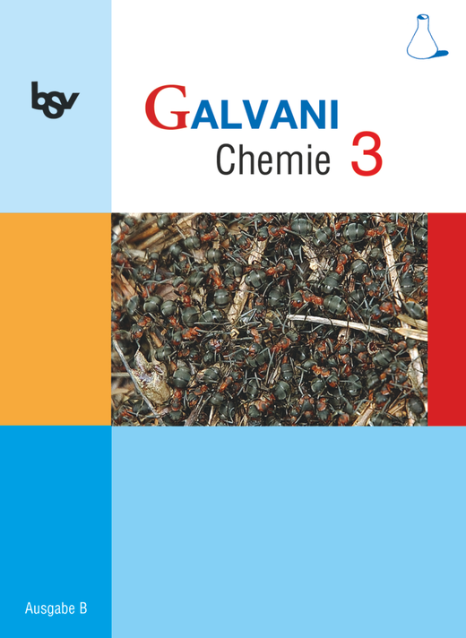 Galvani - Schülerbuch - Band 3: 10. Jahrgangsstufe