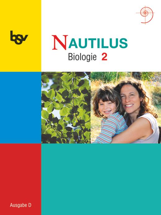 Nautilus - Schülerbuch - Band 2: 7.-9. Schuljahr